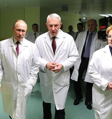 Путин не исключил принятия «административных решений» за отказ от вакцинации.